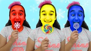 Magic Candy, Learn Colors With Finger Family Song I Kids Song and Toys