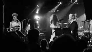 ERIC LEGNINI FEAT. ALICE RUSSELL, SANDRA NKAKÉ & ELENA PINDERHUGUES - Talkin' Bout You (Ray Charles)