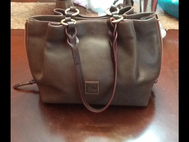 Dooney & Bourke  My Honest Thoughts of the Florentine Large Zip Barlow