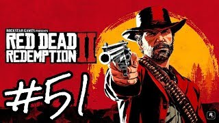 PAN BLACK i PAN WHITE - Let's Play Red Dead Redemption 2 #51 [PS4]