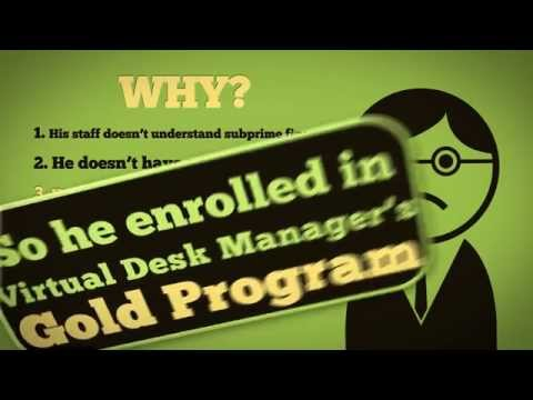 Virtual Desk Manager offers Subprime Help to GM Dealers!!!