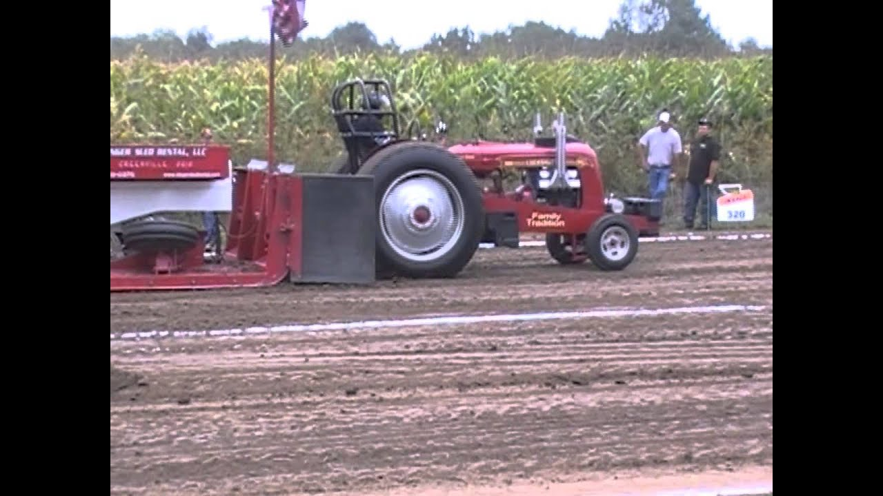 V8 Mini Rod Tractors - Year of Clean Water