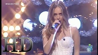 "Ana Mena ~ No Soy Como Tú Crees (NocheVieja Andaluza ""Canal Sur"" 2016) HD"