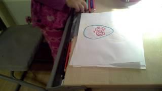 Как нарисовать Ферби Павлина(, 2015-09-02T18:07:14.000Z)
