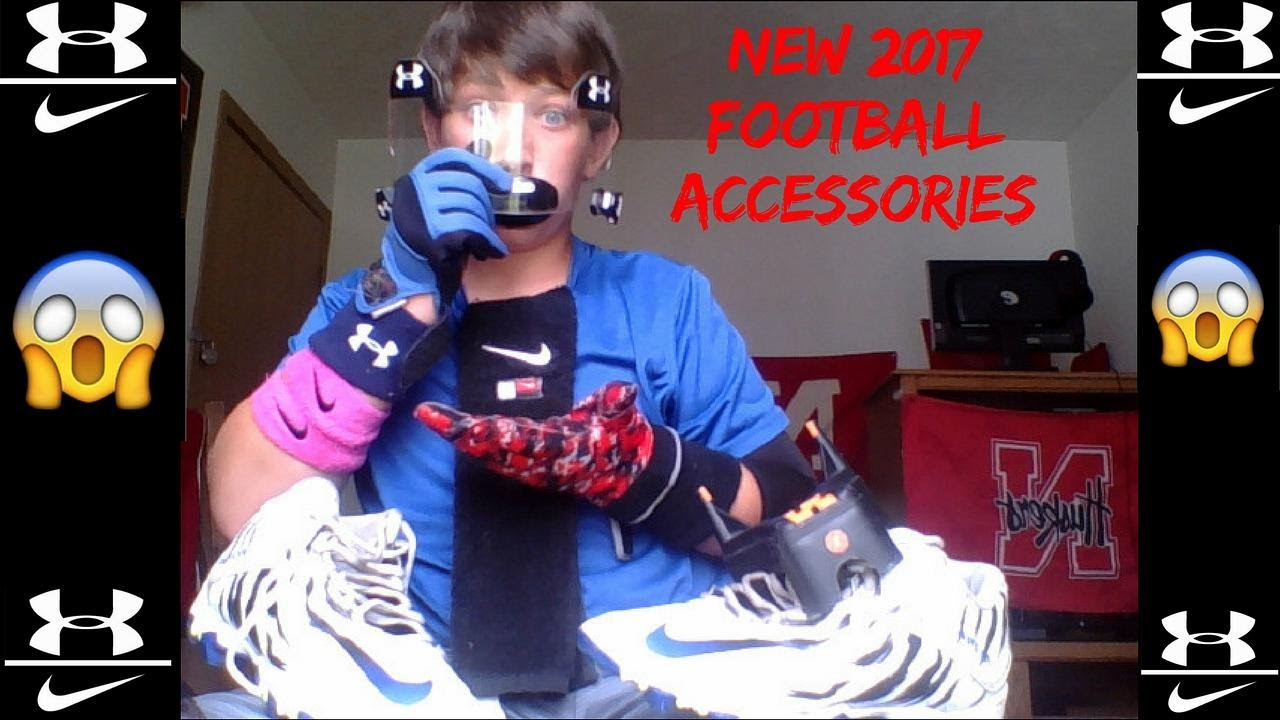 My 10-10 Football Accessories  HD  - YouTube