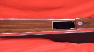 1967 GTO Dual Gate Console