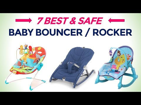 7 Best Bouncer Cum Rocker for Infant to Toddler in India with Price