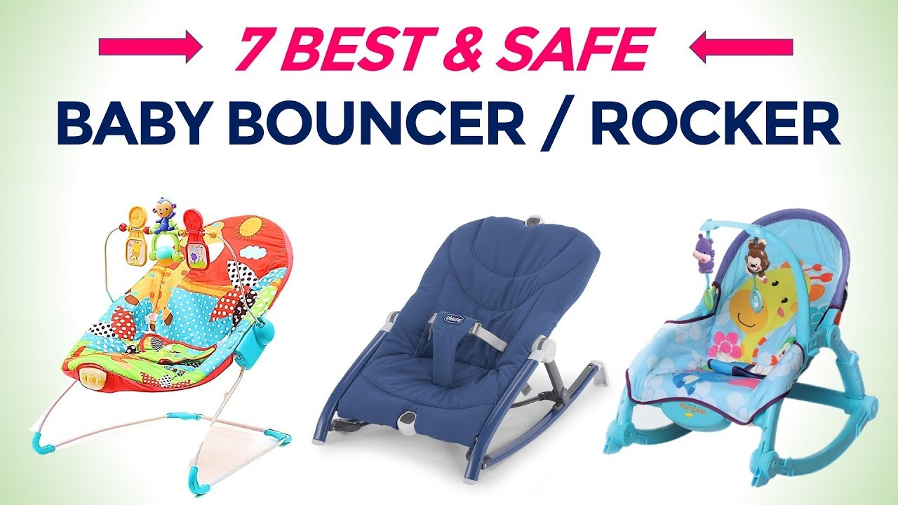 7 Best Bouncer Cum Rocker for Infant to Toddler in India with Price ...
