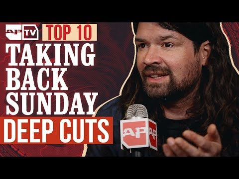 Taking Back Sunday Discuss Their Favorite Songs That You're Not Listening To