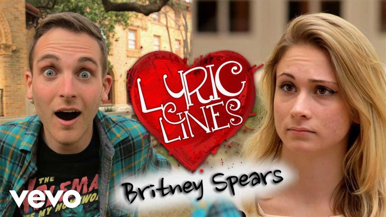 Vevo - Vevo Lyric Lines: Ep. 24 – Britney Spears