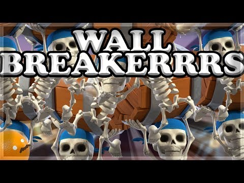 Wall Breaker Challenge - PICK ALL WB COUNTERS!!! 🍊