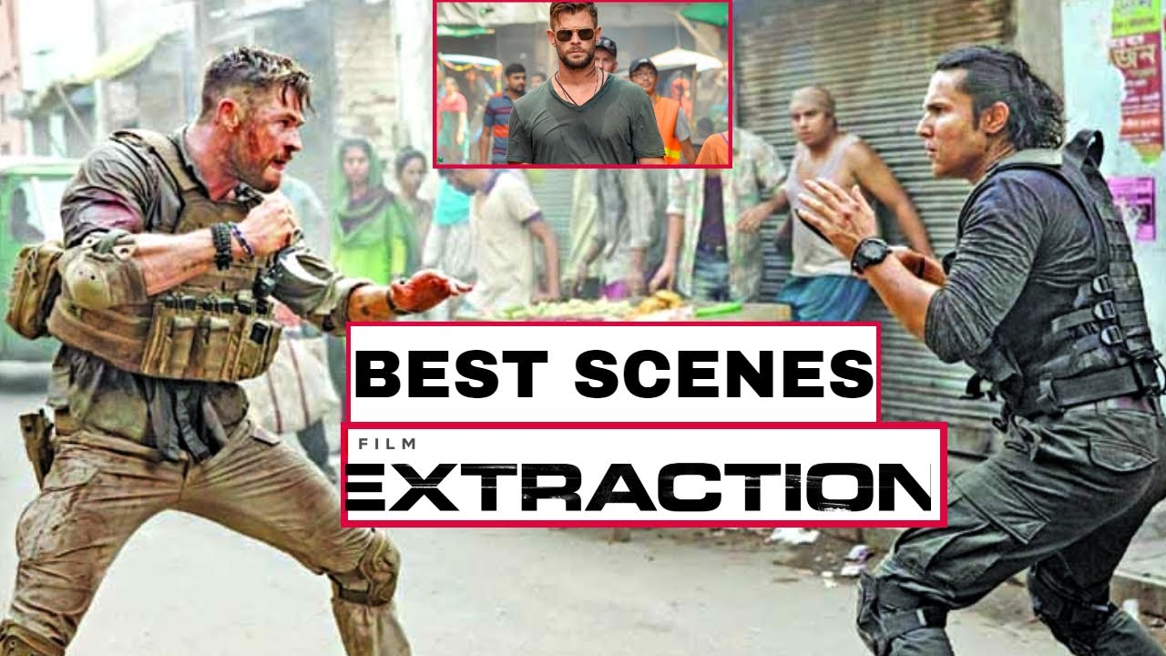 Extraction Movie - All Best Scenes | Chris Hemsworth | 2020 - YouTube