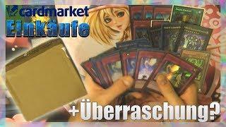 Yugioh Cardmarket Einkäufe - Opening + ÜBERRASCHUNGSPAKET ?