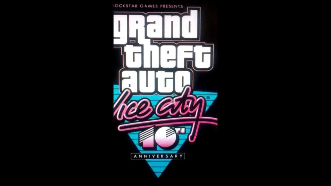 GTA Vice City 10th Anniversary PC (Rus) mod