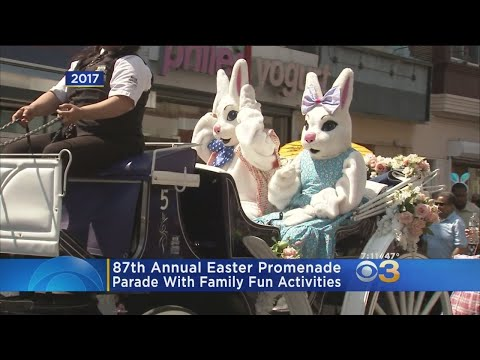 South Street Hosts 87th Annual Easter Promenade