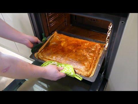 Рецепт пирога из налима