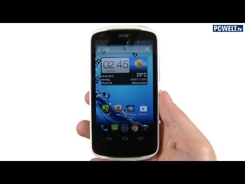 Günstiges Dual-SIM-Smartphone: Acer Liquid E1 Duo im PC-WELT-Test