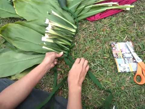 Все для гавайской вечеринки от DomDecora - YouTube