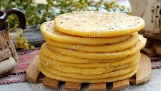 Мексиканские кукурузные лепешки