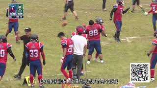 American Football in China: City Bowl Prime Time 2
