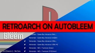 How to play NES, SNES, Genesis, N64 and more on the Playstation Classic with Autobleem  (Tutorial)