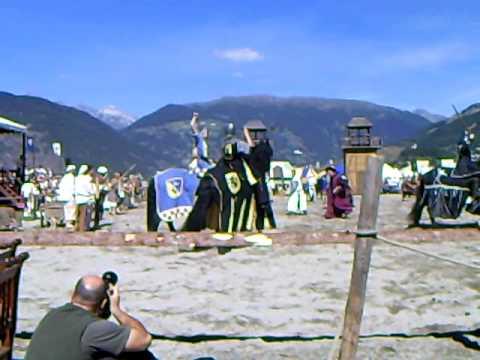 Giochi Medioevali - Sluderno