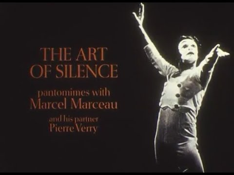 The Cage:  Marcel Marceau  French Actor and Mime