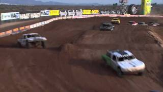 Lucas Oil Off Road Racing Series - Pro2 Vs Pro4 Challenge Cup 2011