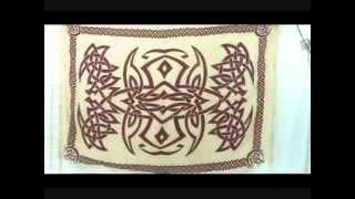 Beige Celtic Sarong Wrap Skirt Dress Wholesalesarong.com