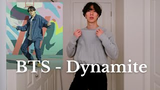 I tried learning BṪS 'Dynamite' choreography in 1 HOUR!