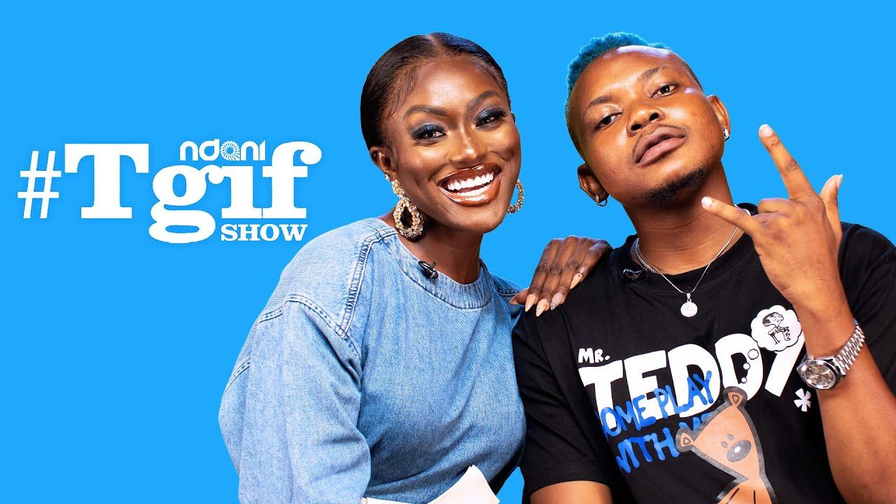 Linda Osifo and Olakira on the NdaniTGIFShow
