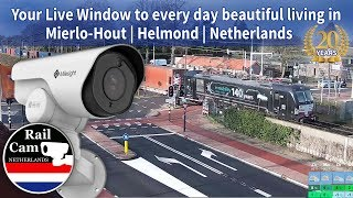 Railcam Mierlo - Hout