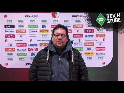 """""""Die erste Halbzeit war Wahnsinn"""" - eine Einordnung des Werder-Sieges in Augsburg"""