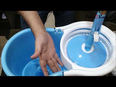 Cheapest Floor Cleaning Spin Mop On Amazon India   Detailed Review By Add2Box, HINDI
