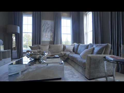 7 Bed Luxury Property Video Wentworth Estate Virginia Water | Octagon Property Video