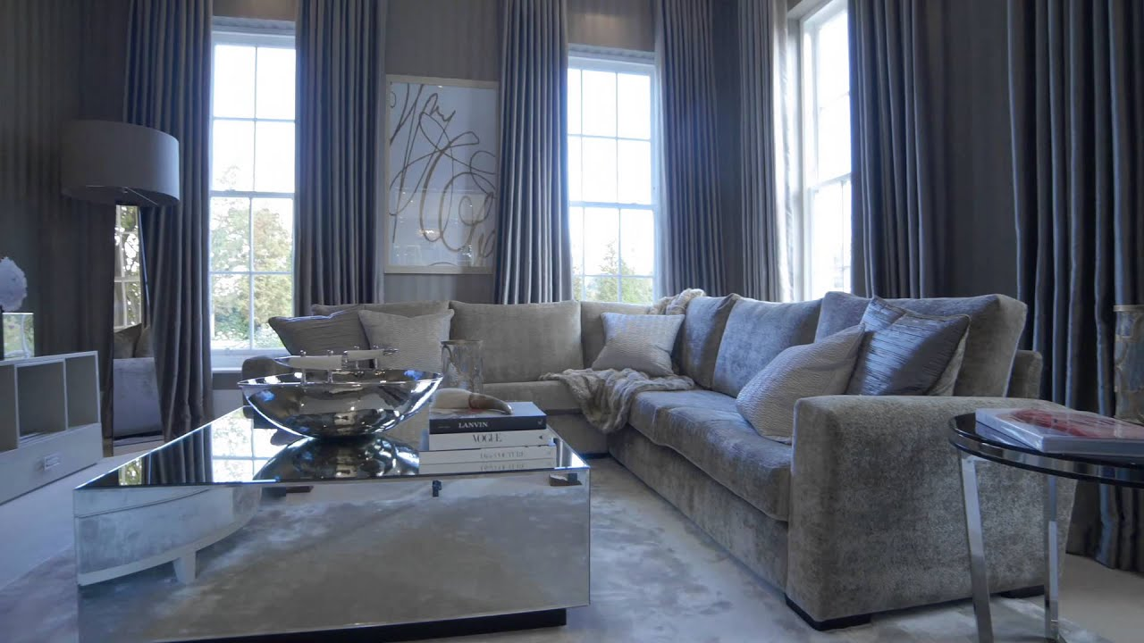 7 Bed Luxury Property Video Wentworth Estate Virginia Water