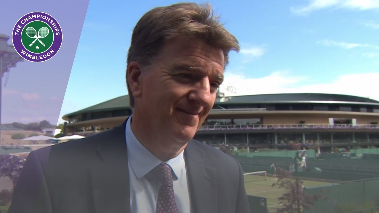 Download AELTC Commercial and Media Director discusses present and future of Championships | Wimbledon 2019