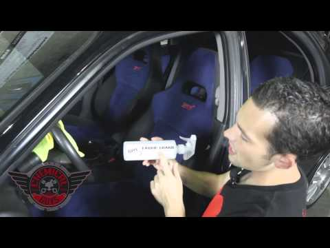 How To: Suede/Alcantara Cleaning and Protecting - Chemical Guys Subaru WRX STi Detailing