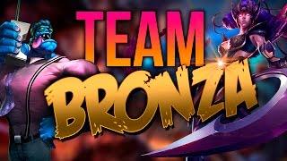 DEJADME A MUUUNDO!!! | Team Bronza #2