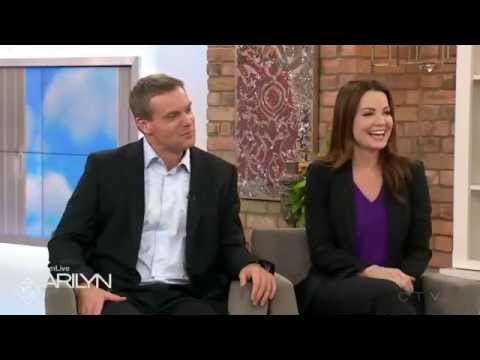 The Marilyn Denis Show  -  Erica Durance and Michael Shanks Interview