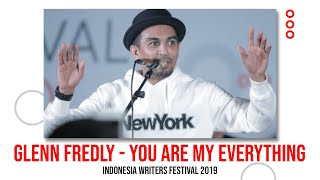Gambar cover Glenn Fredly - You Are My Everything LIVE IWF 2019