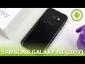 Samsung Galaxy A3 (2017), recensione in italiano