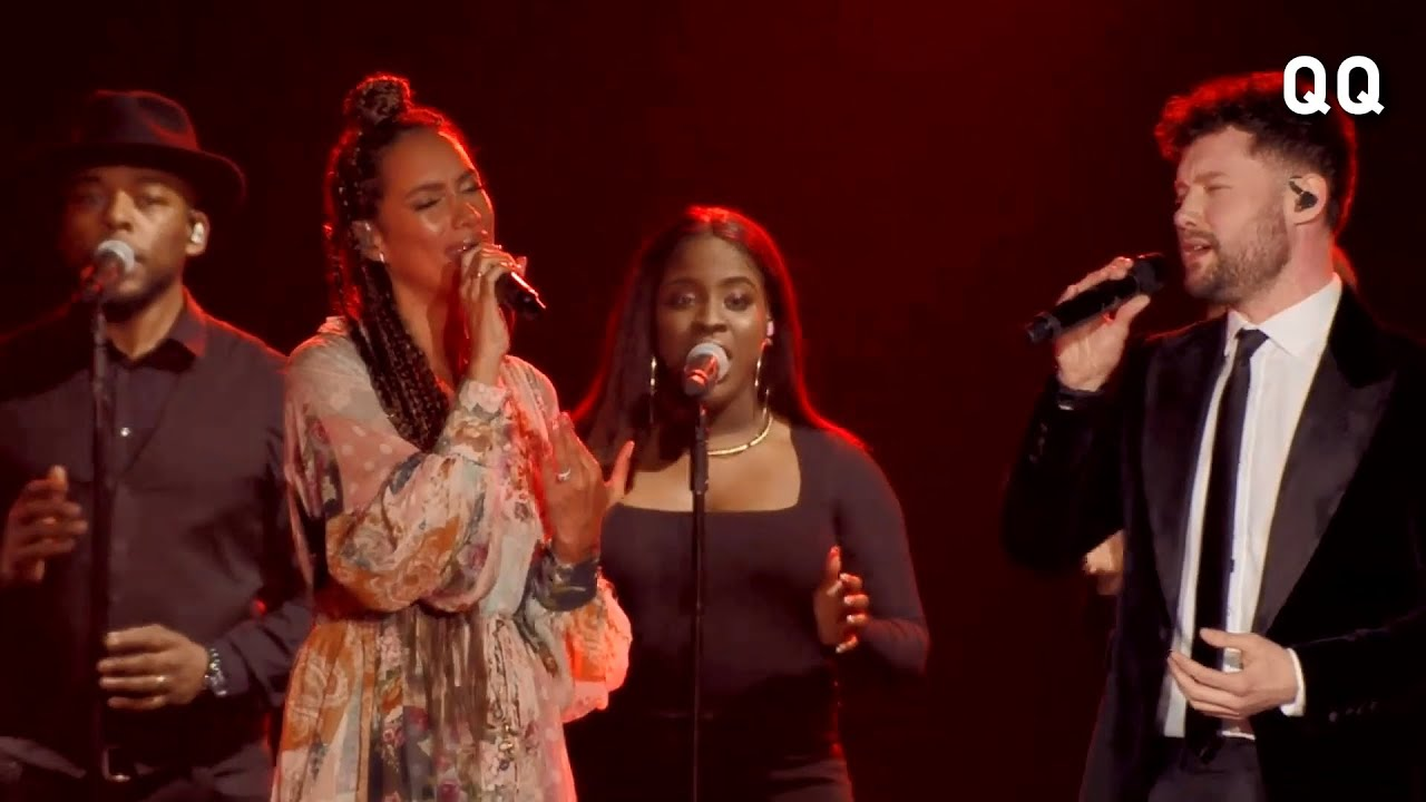 Download [FULL HD] Calum Scott Ft Leona Lewis - You are the reason - live at We day UK 2020 [flawless]