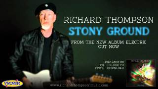 Watch Richard Thompson Stony Ground video