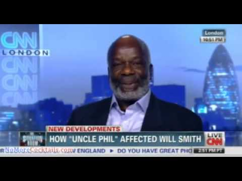 Uncle Phil's Butler remembers him