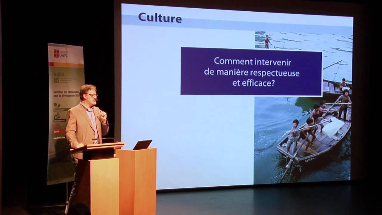 François Anctil - Réflexion sur nos responsabilités face à la gestion intégrée de l'eau (3/4)