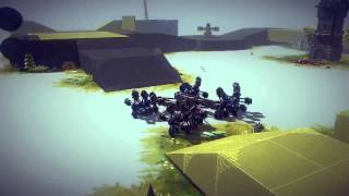 Besiege - All terrain vehicle 1.0