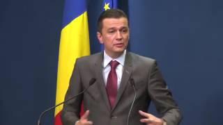 Conferinta de presa sustinuta de Sorin Grindeanu dupa deciziile CEX PSD