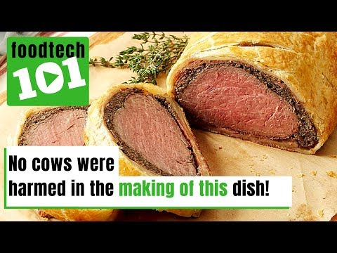 VEGAN Beef Wellington: FoodTech 101