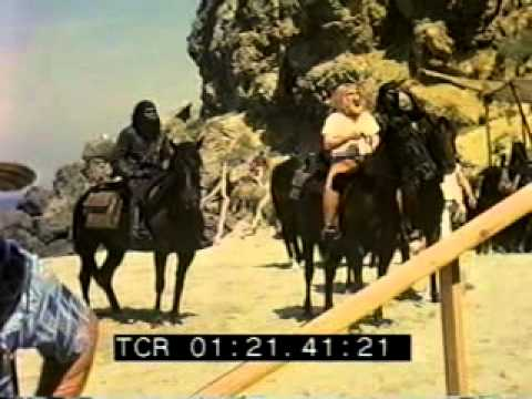 Roddy McDowall Planet of the Apes Home Movies